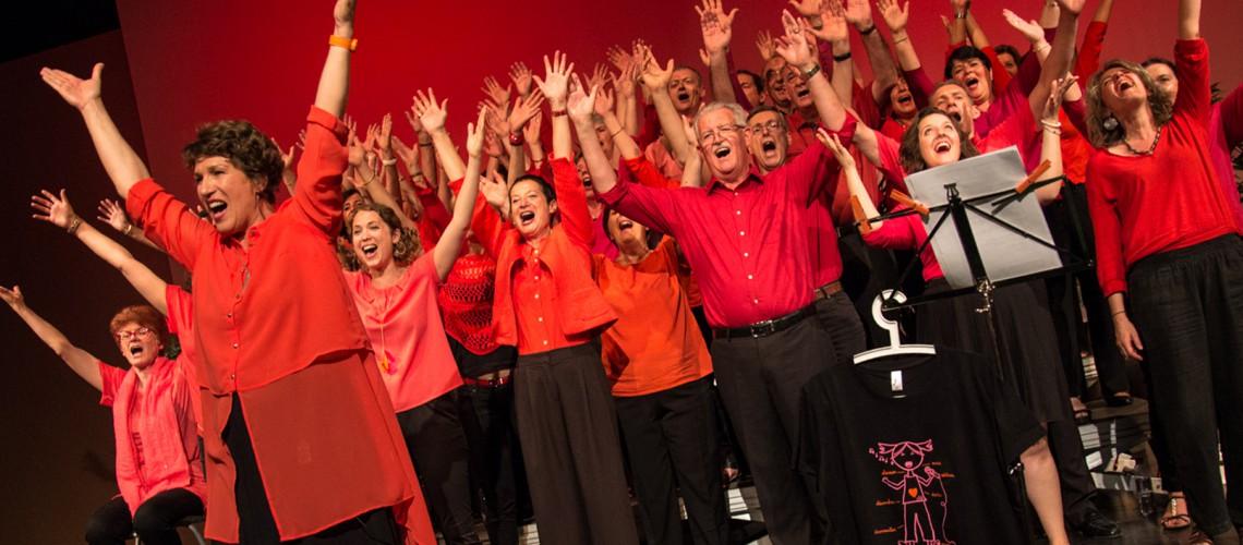 SEEDS of JOY : chanter le Gospel en choeur et avec coeur