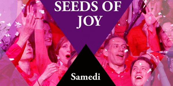 SEEDS OF JOY CONCERTS DE FIN D'ANNÉE 2018